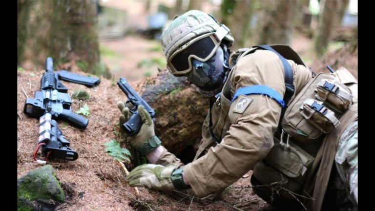 typical airsoft players