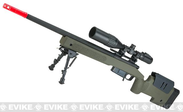 #6 McMillian M40A5 - Best airsoft sniper rifle