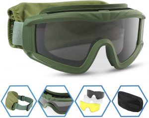 #4 Best airsoft goggles