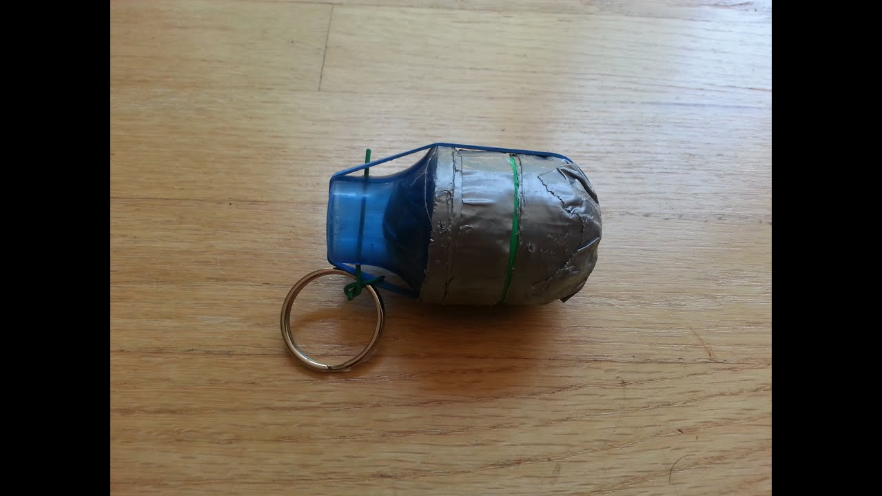 how to make airsoft grenades